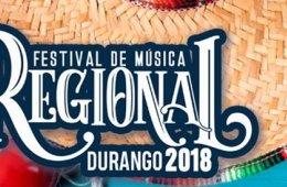 Festival de música regional Durango 2018