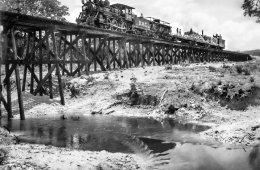El ferrocarril a la conquista del Sureste