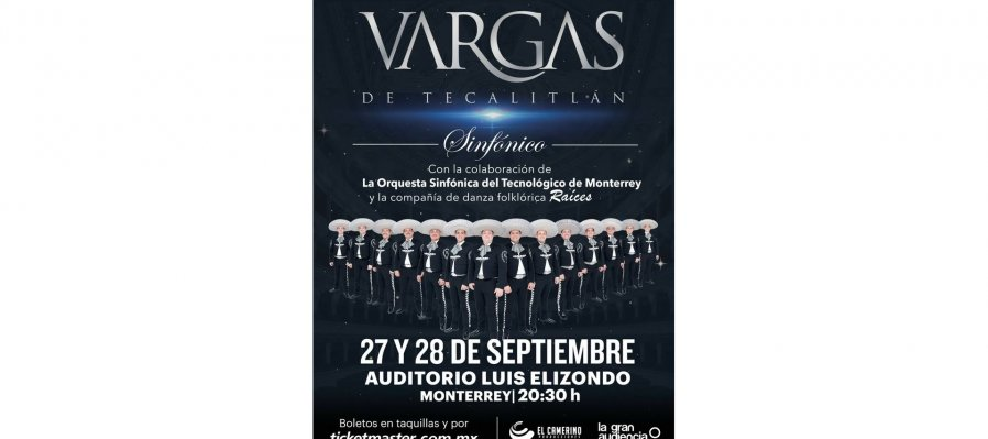 Mariachi Vargas de Tecalitlán Sinfónico