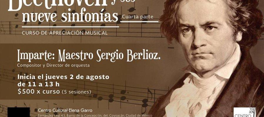 Curso de Apreciación Musical: Beethoven y sus 9 sinfonías: IV Parte