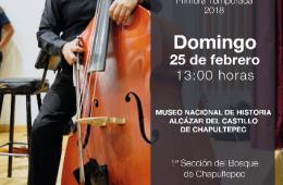 Concierto 3 de la Orquesta Típica de la Ciudad de Méxic...