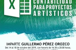 Taller de Contabilidad para Proyectos Artísticos