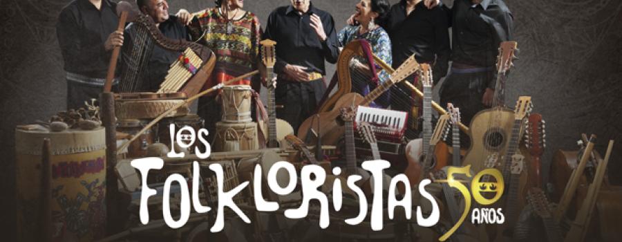 Los Folkloristas. A-Pantalla y Sreaming