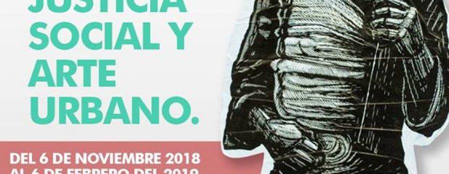 La Revolución Viva. Justicia Social y Arte Urbano
