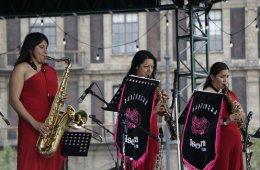 La participación de la mujer en orquestas de música pop...