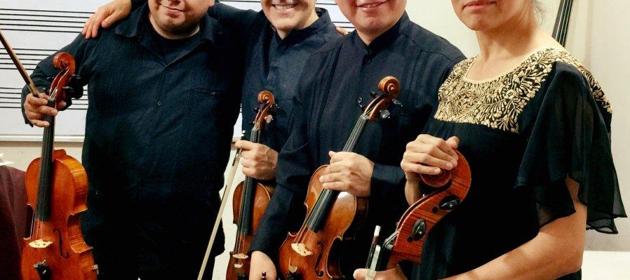 Cuarteto Carlos Chávez y Javier Cruz