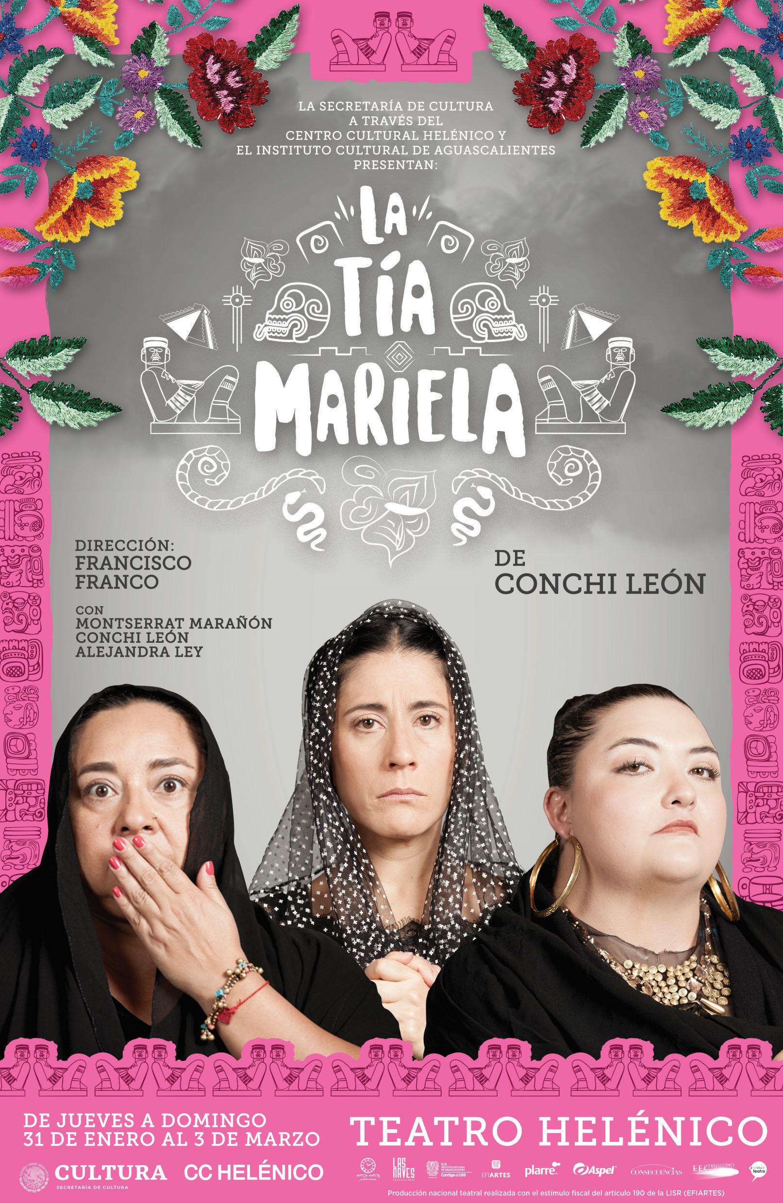 La Tía Mariela