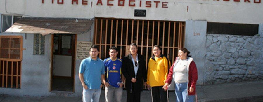 30 años de servicio de la Casa del Migrante en Tijuana