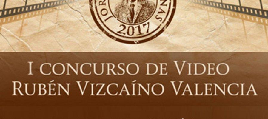 1st Rubén Vizcaíno Valencia Video Contest