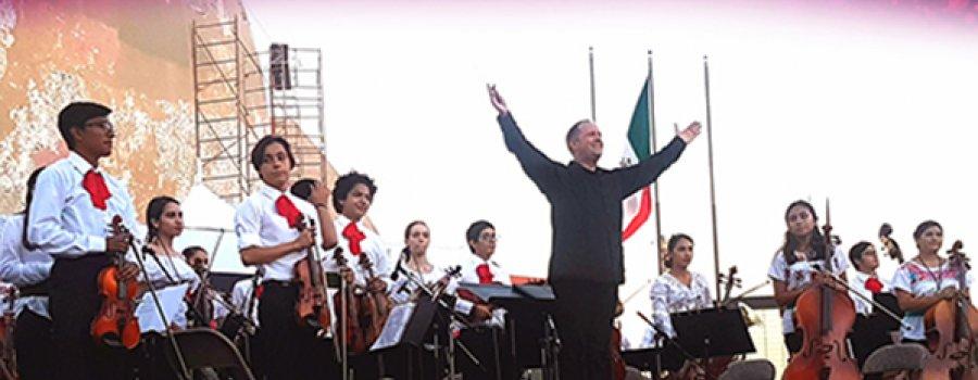 Sinfónica Juvenil de Tijuana presenta: Música tradicional mexicana