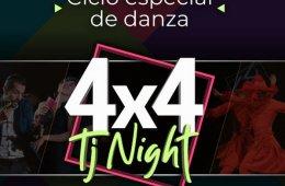 4x4 Tj Night