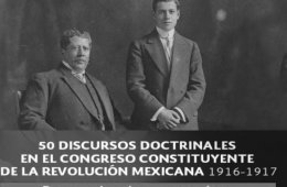 50 discursos doctrinales en el Congreso Constituyente de ...