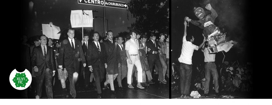 At 50 Years: Photography and Student Movement of 1968