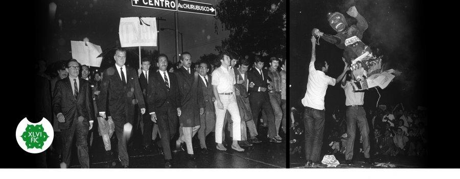 A 50 años: la fotografía y el movimiento estudiantil de 1968