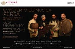 Concierto de música persa