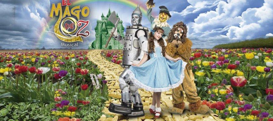 El Mago de Oz Musical