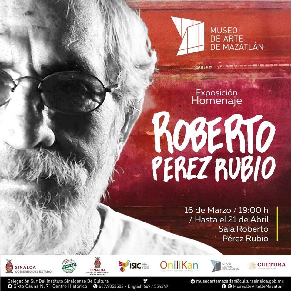 Homenaje a Roberto Pérez Rubio