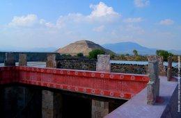 Teotihuacán una visita diferente: los palacios y la pint...