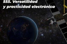 555. Versatilidad y practicidad electrónica