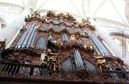 Catedral Metropolitana. El corazón de México. Centro Hi...