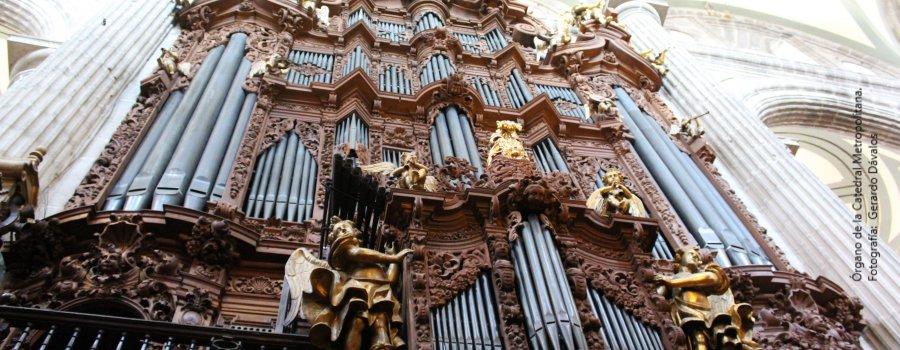 Catedral Metropolitana. El corazón de México. Centro Histórico, Ciudad de México