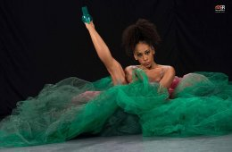 Exhibition of Contemporary Dance Soloists