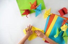 Taller de introducción al origami