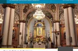 Conferencia: La iglesia de nuestra señora de Guadalupe