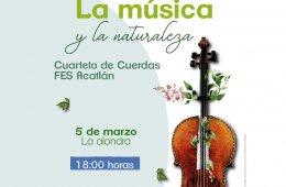 La música y la naturaleza
