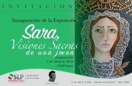 Sara, visiones sacras de una joven