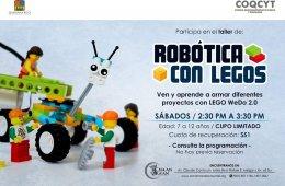 Robótica con Legos