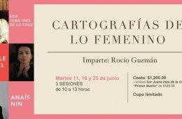 Cartographies of the Feminine