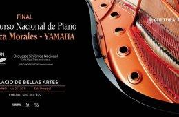 IX Concurso Angélica Morales - YAMAHA