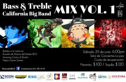 Bass & Treble Mix. Vol 1