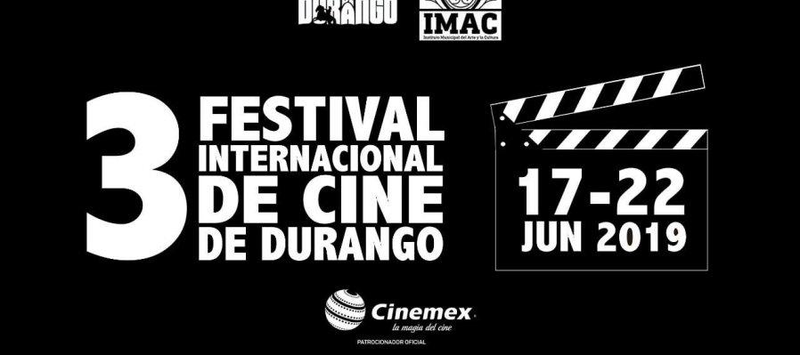 3 Festival Internacional de Cine de Durango