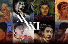 Inauguración: XX en el XXI, Colección del Museo Naciona...