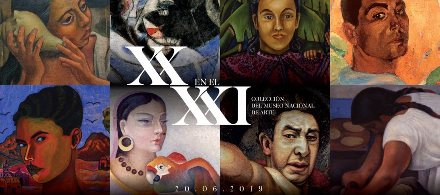 Opening: 20th in the 21st, Collection of the National Museum of Art