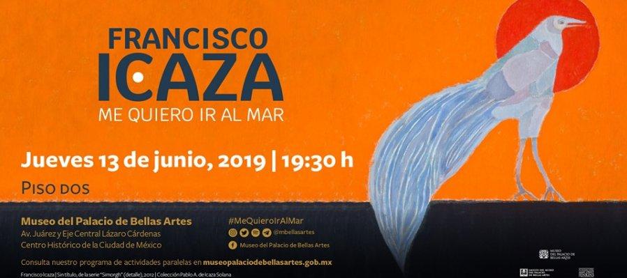 Francisco Icaza. I Want to Go to the Sea