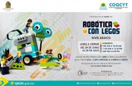 Curso completo de Robótica con LEGOS