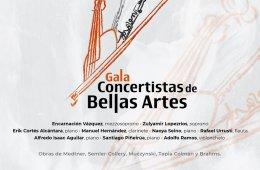 Concertistas de Bellas Artes