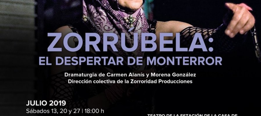 Zorrúbela: el despertar de Monterror