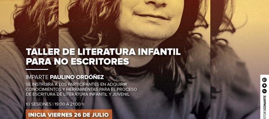Taller de literatura infantil para no escritores