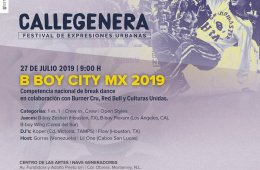 2019 B Boy City MX