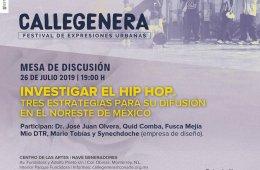 Investigar al Hip Hop. Tres estrategias para su difusión...