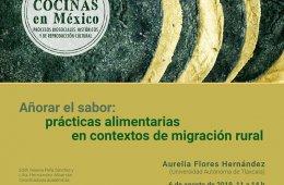 Cocinas en México: Procesos Biosociales, históricos y d...