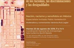 Antropología  e historia de los racismo, las discriminac...