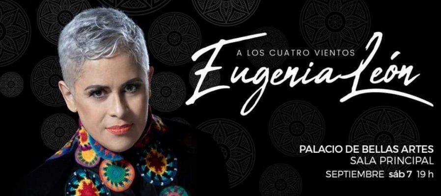A los cuatro vientos. Eugenia León