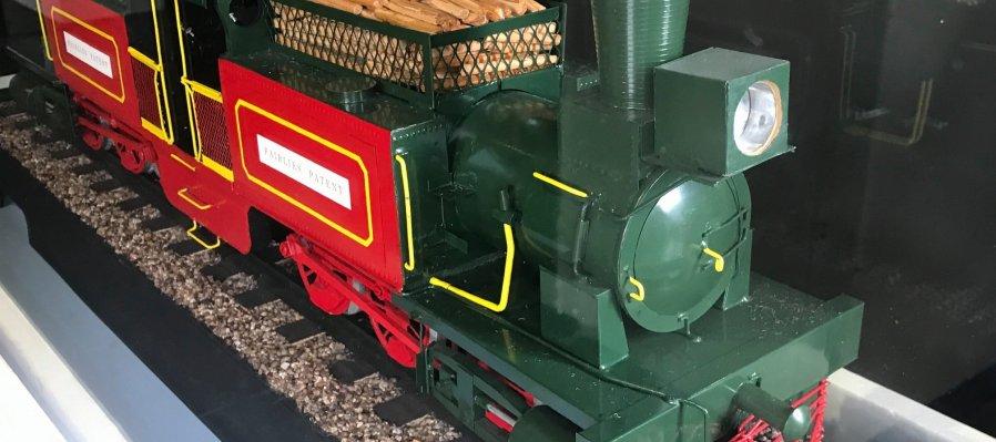 Los inventos que mueven al tren