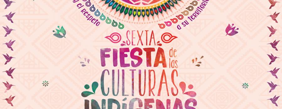 VI Fiesta de las culturas indígenas pueblos y barrios originarios de la Ciudad de México