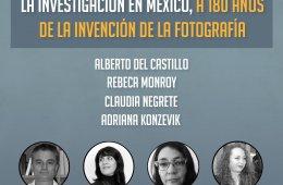 La investigación en México, a 180 años de la invenció...